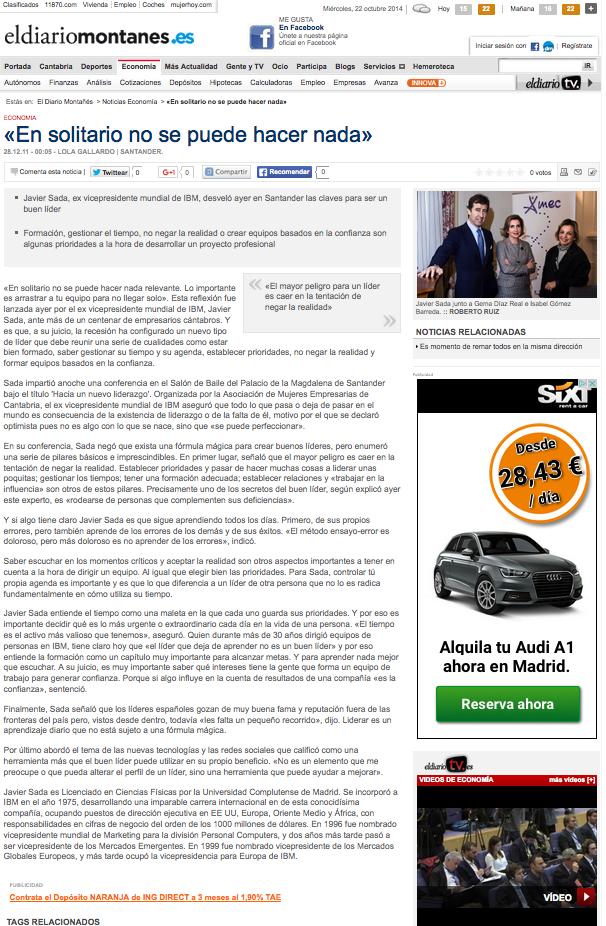 Diario Montañés