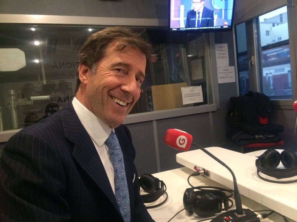 Javier Sada, en Gestiona Radio